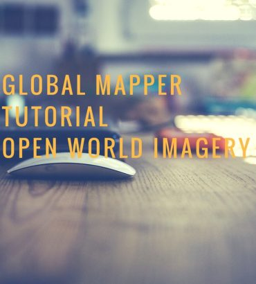 How to open Online World Imagery on Global Mapper