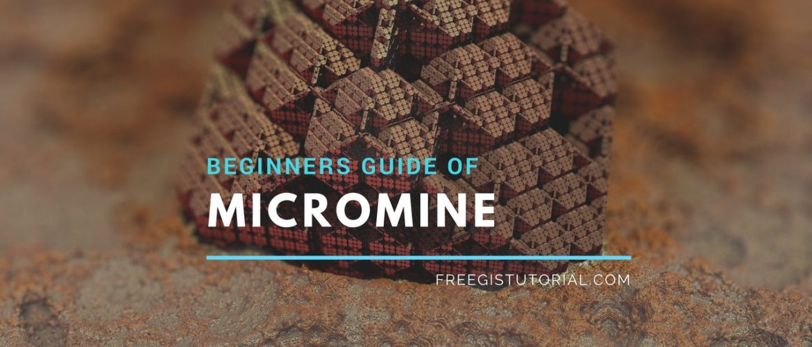 micromine featured