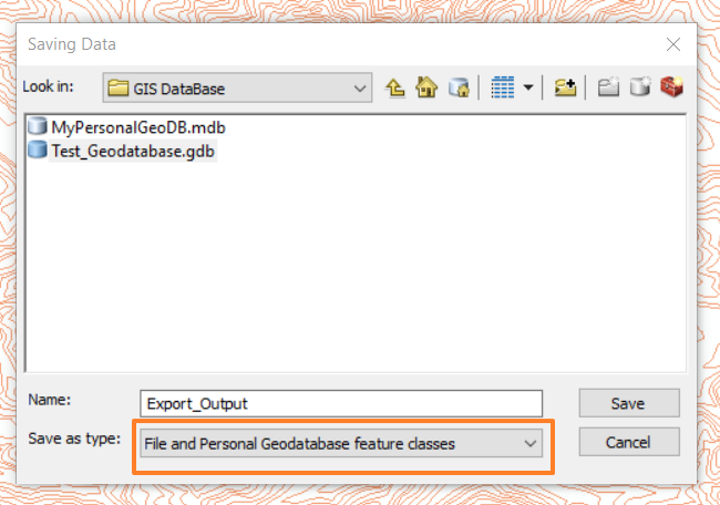 How to export data to File Geodatabase on ArcGIS 10 6 | GIS