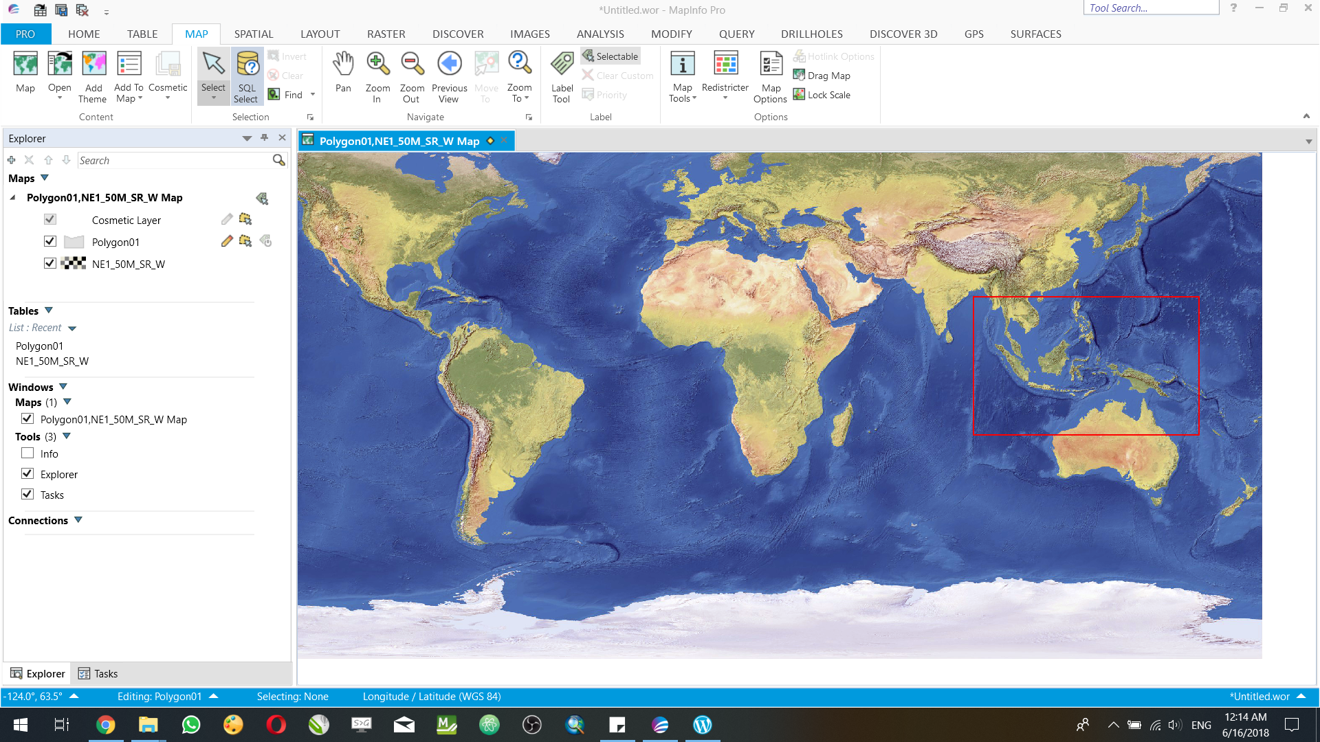 How to Clip Image on Mapinfo Pro 16.0 | GIS Tutorial Map Info Pro on grass gis, global mapper, caliper corporation, java pro, photoshop pro, arcgis server, arcgis pro, excel pro, visio pro, microsoft mappoint, manifold system, oracle spatial, quantum gis, motorola pro,