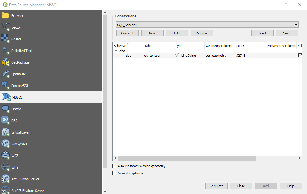 How to Open MS SQL Server Spatial Table on QGIS | GIS Tutorial