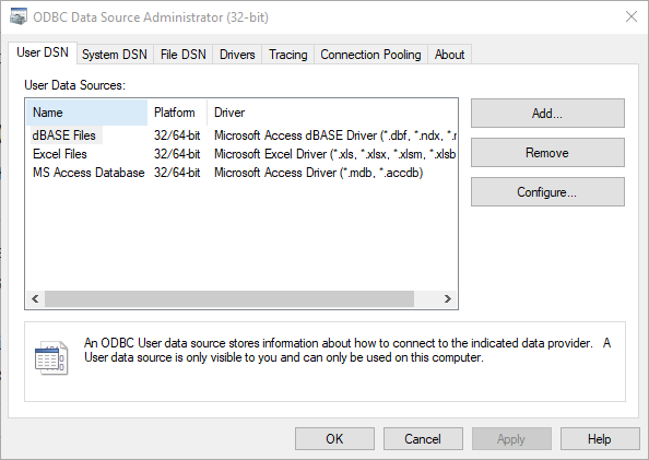 How to Create PostgreSQL ODBC Connection on Windows 10 | GIS