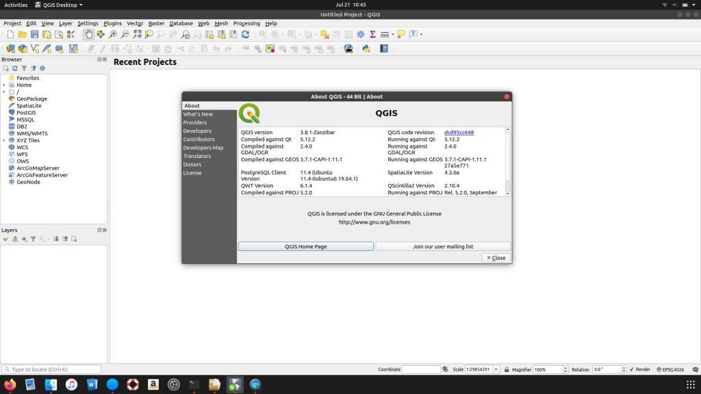 How to Install QGIS on Ubuntu 19 04 | GIS Tutorial