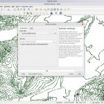 How to Extract Verticles in QGIS